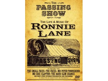 DVD The Passing show. The life and music of Ronnie Lane