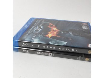 Blu-Ray Disc, Spel, the dark knight, fredagen den 13