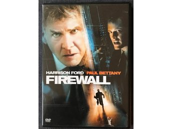 DVD: Firewall. 2006. Thriller