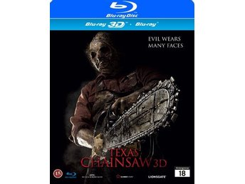 Texas chainsaw 3D (Blu-ray 3D + Blu-ray)
