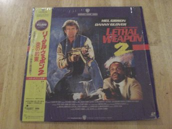 Lethal Weapon 2 (JAPAN)