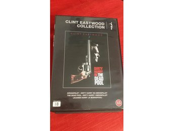 Clint Eastwood collection  NR 21 Dirty Harry - The Dead Pool