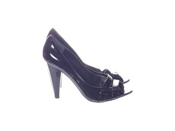 Nine West, Pumps, Strl: 39, Svart