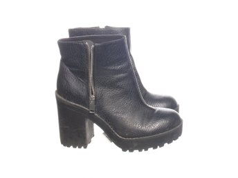 Divided by H&M, Boots, Strl: 39, Svart