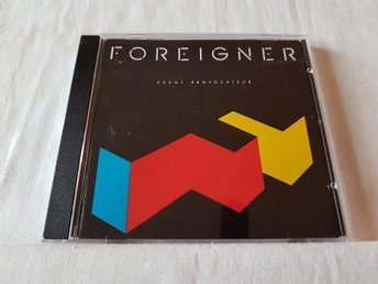 FOREIGNER - Agent Provocateur - 1984 !