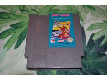 Tom and Jerry - NES