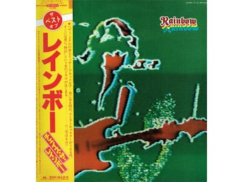 RAINBOW - THE BEST OF RAINBOW (JAPAN, GATEFOLD) 2xLP