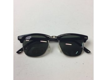 Haga Eyewear, Solglasögon, Wayfarer, Svart