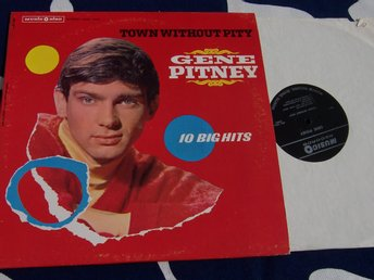 GENE PITNEY - TOWN WITHOUT PITY LP