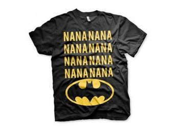 Batman T-shirt NaNaNaNa XXL