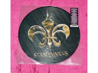 STRATOVARIUS - STRATOVARIUS - 9 LÅTARS BILD-LP - ENGLAND 2005 - 1a PRESS