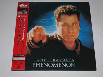 PHENOMENON - DTS WIDESCREEN JAPAN LD