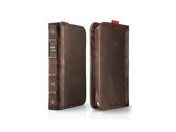 IPHONE 4/4S MOBILSKAL BOOK BOOK ÄKTA LÄDER PLÅNBOK FODRAL - Shanghai - IPHONE 4/4S MOBILSKAL BOOK BOOK ÄKTA LÄDER PLÅNBOK FODRAL - Shanghai