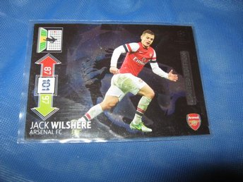 JACK WILSHERE-ARSENAL-LIMITED EDITION-UEFA CHAMPIONS LEAGUE 2012-2013