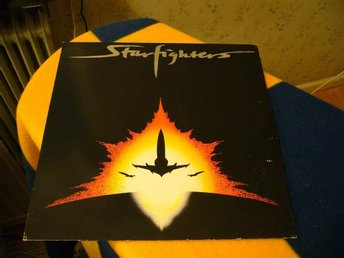 Starfighters  / Starfighters  1981  Jive  HOP 200