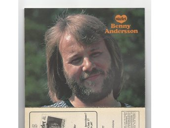 Starlet nr 19 - 1977 - Idol - Benny Andersson - ABBA