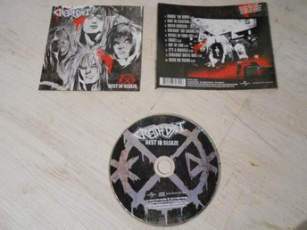 Cd Crash Diet - Rest In Sleaze !!!!!