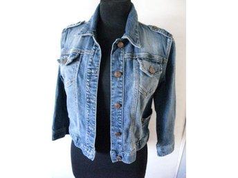 Ny jeansjacka hunkydory nypris 1900 storlek M - Gävle - Ny jeansjacka hunkydory nypris 1900 storlek M - Gävle