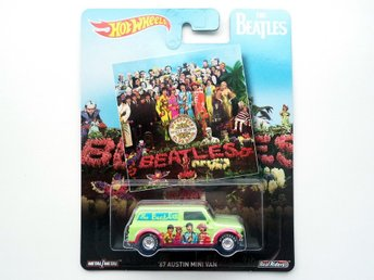 The Beatles Lovely Hearts - Hot Wheels Real Rides - RARE USA 1/5 - Farsta - The Beatles Lovely Hearts - Hot Wheels Real Rides - RARE USA 1/5 - Farsta