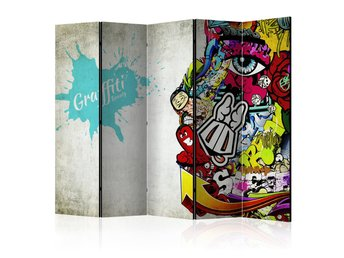 Rumsavdelare - Graffiti Beauty Room Dividers 225x172