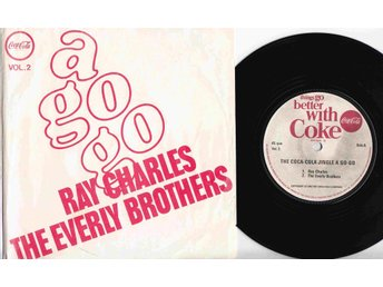RAY CHARLES - THE COCA COLA JINGLE A GO GO - VOL 2