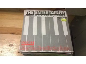 Marvin Hamlisch - The Entertainer, EP