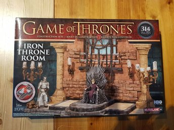 Game of Thrones Construction Set McFarlane Toys