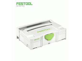 Festool Systainer SYS 1 TL (396x296x105)