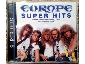 EUROPE Superhits Samlings-CD