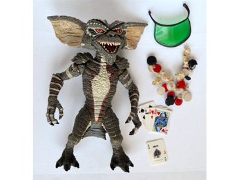 "Gremlin (Poker Player) Gremlins NECA series 1 6"" Actionfigur 2003"