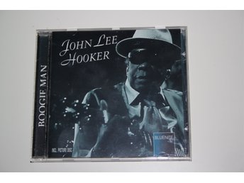 John Lee Hooker - Boogie Man - CD
