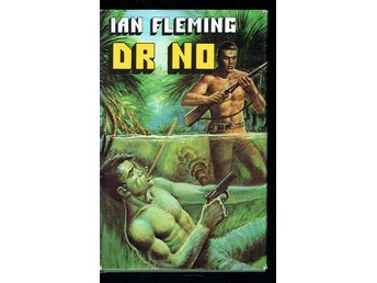 Ian Flemming - Dr No - James Bond 007