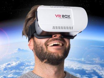 Universell 3D Virtuell Glasögon Reality (VR Box)
