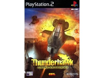 Thunderhawk - Operation Phoenix - Playstation 2 PS2
