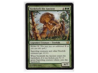 MtG, Verdeloth the Ancient, Modern Masters
