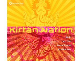 Kirtan Nation 9781604076783