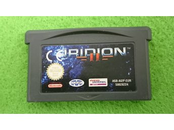 Iridion 2 Gameboy Advance Nintendo GBA