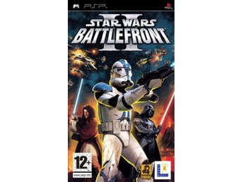 Star Wars Battlefront II  - Sony PSP