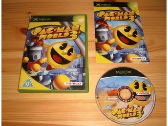 Xbox: Pac-Man World 3