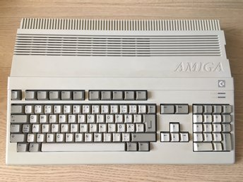 Amiga 500 Rev 6a -Defekt