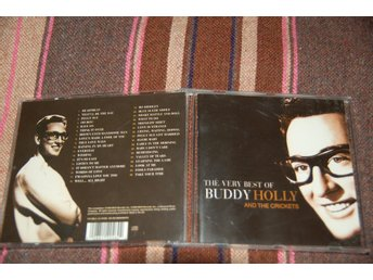Buddy Holly And The Crickets. The Very Best Of. MCA