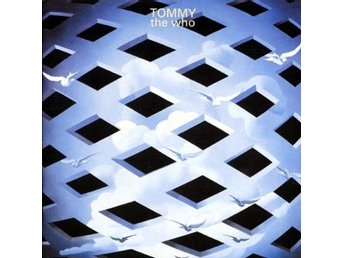Who: Tommy 1969 (Rem) (CD)