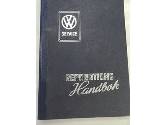 VW 1200   1952  ORIGINAL REPARATIONS HANDBOK
