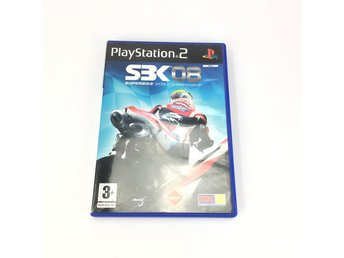 PS2 SBK 08 Superbike World Championship