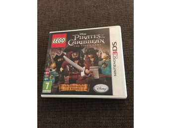 Pirates of the Caribbean lego Nintendo 3ds