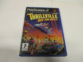 Thrillville: Off The Rails - PLAYSTATION 2 (Komplett!)