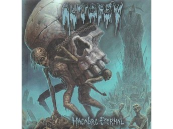 Autopsy -Macabre eternal lp Death metal black vinyl Death m