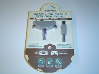 Linkkabel Link Kabel koppla ihop Gameboy Advance GBA med Gamecube NYTT