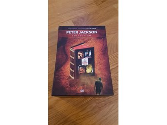 Peter Jackson DVD box - Bad Taste, Braindead, Meet the Feebles mm