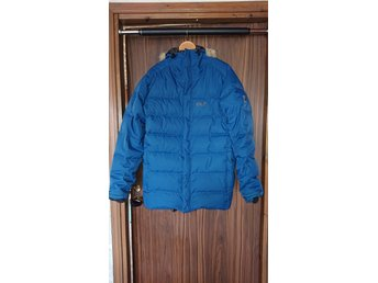 Jack Wolfskin dunjacka storlek XL (418849032) ᐈ Köp på Tradera